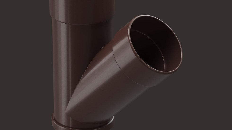 Docke Lux 141/100 Тройник трубы