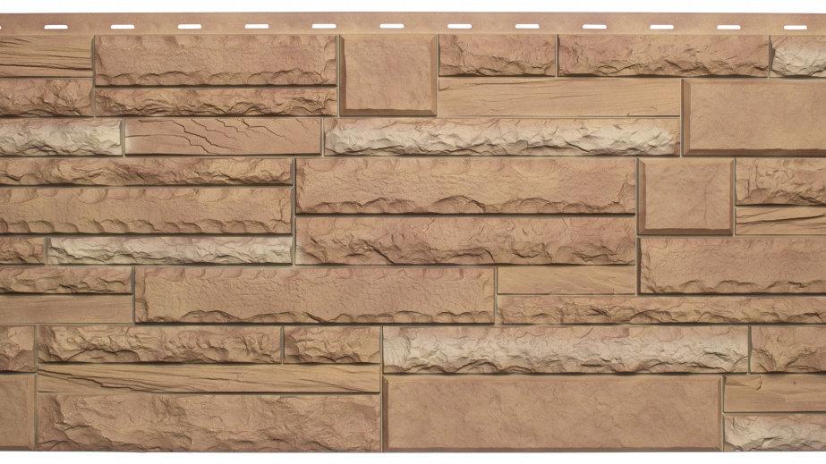"""Альта Профиль панель фасадная """"Скалистый Камень"""" 1170х450мм"""