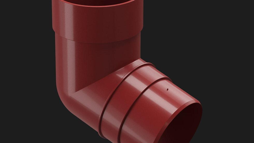 Docke Premium 120/85 Колено трубы 72°