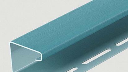 Docke J- профиль Premium светлые цвета 3,00 м.