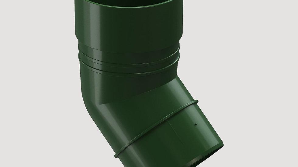 Docke Standart 120/80 Колено трубы 45°