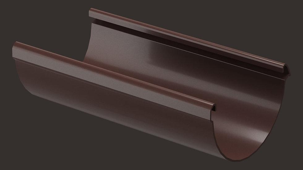 Водосток ПВХ Docke Lux 141/100 Желоб 3 м.