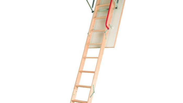 Чердачные лестницы Fakro LWK PLUS Komfort