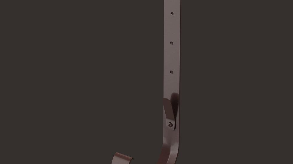Docke Lux 141/100 Кронштейн желоба металлический