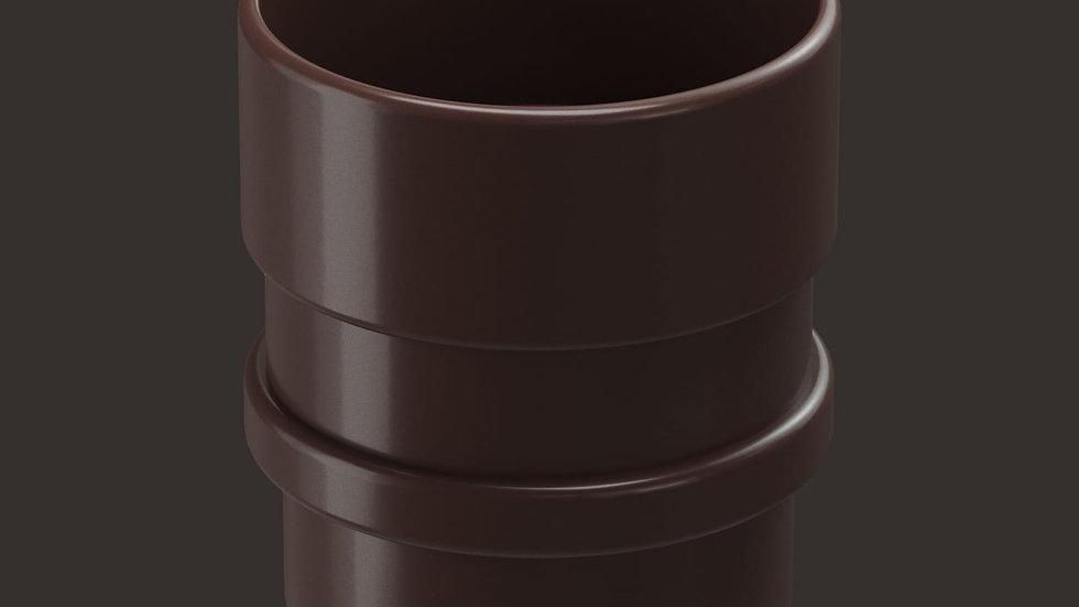 Docke Lux 141/100 Муфта трубы