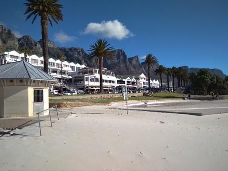 ÁFRICA DO SUL 11º Dia - Conhecendo as praias da Cidade do Cabo (24/11/2017)