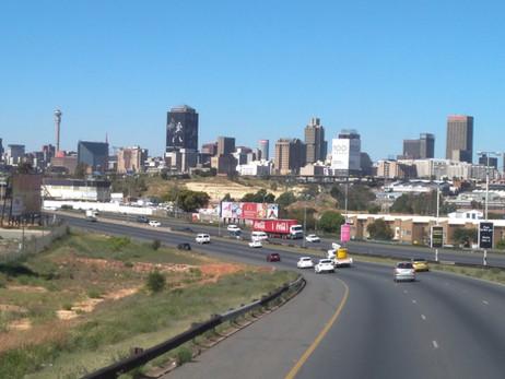 ÁFRICA DO SUL 5º Dia - Um dia em Johanesburgo (18/11/2017)