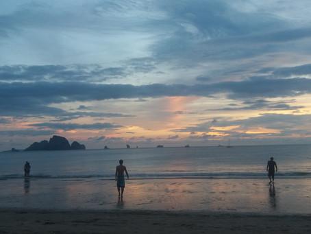 SUDESTE ASIÁTICO 32º Dia - Dando tchau para as praias do Sul da Tailândia (05/12/2016)