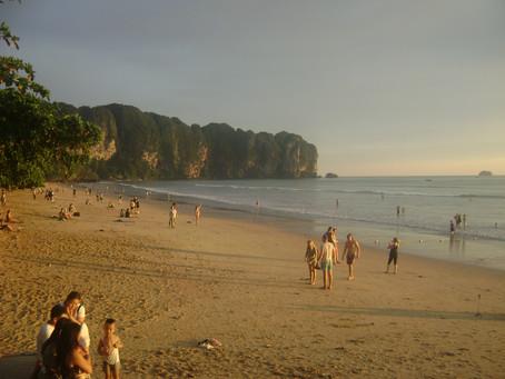SUDESTE ASIÁTICO 26º Dia - Conhecendo as famosas praias da Tailândia (29/11/2016)