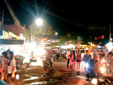 SUDESTE ASIÁTICO 11º Dia - Chegando no Camboja (14/11/2016)