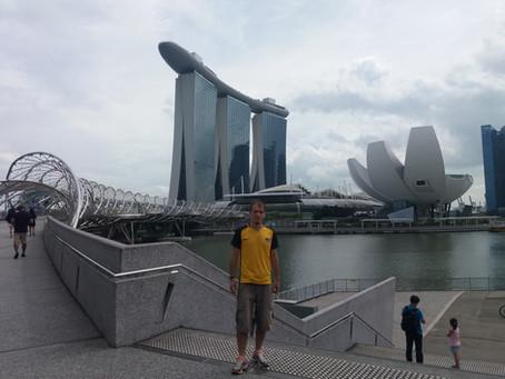 SUDESTE ASIÁTICO 25º Dia - Passando um dia em Singapura (28/11/2016)