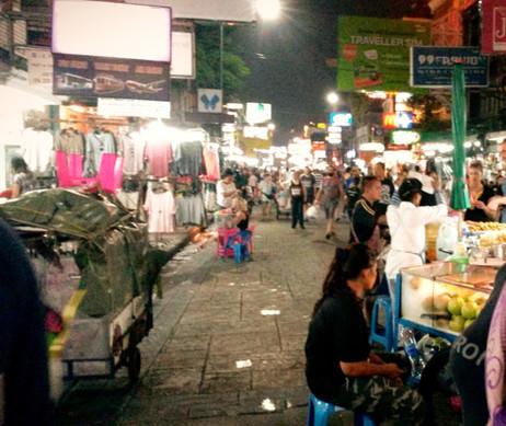 SUDESTE ASIÁTICO 4º Dia - Passeando nos shoppings de Bangkok (07/11/2016)