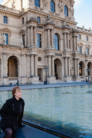 Finger Lakes wedding photographer Michelle Neumayer in Paris