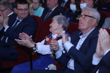 Депутат Мособлдумы Андрей Голубев принял участие в отчёте главы городского округа Кашира