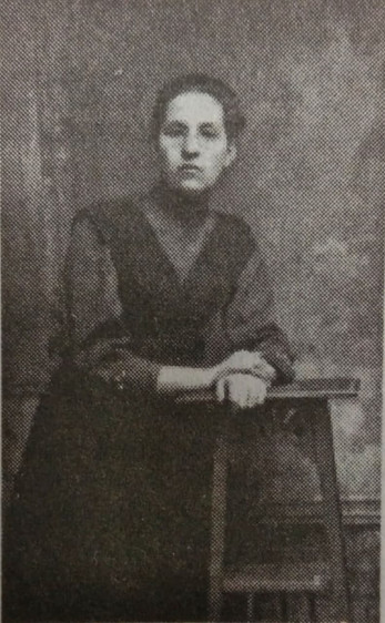 Наши земляки – Мария Александровна Давыдова