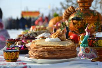 14 марта приглашаем на празднование Масленицы
