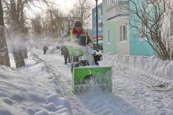 На штабе ЖКХ обсудили устранение последствия снегопада в округе