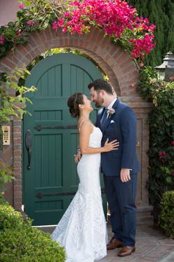 La Jolla Wedding Gate