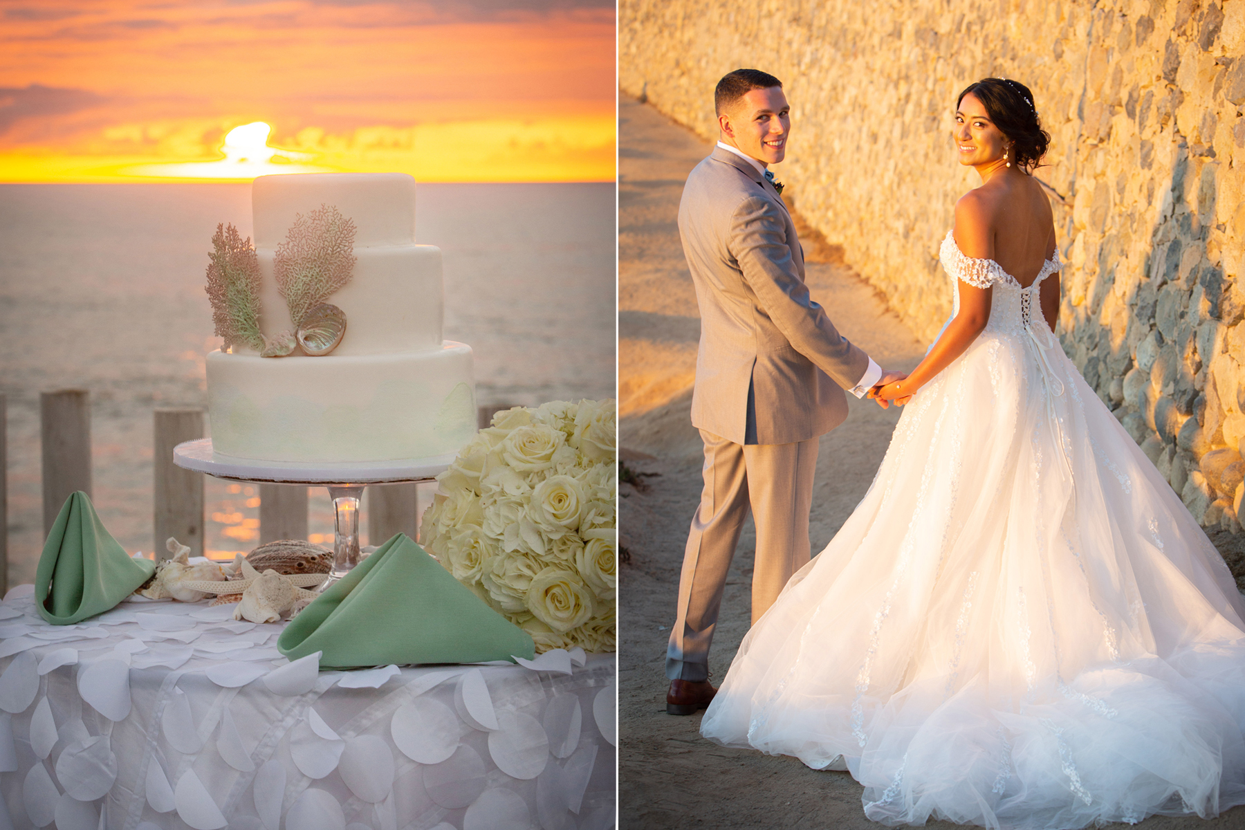 wedding_sunset_LaJolla_StoneWall