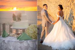 wedding_sunset_LaJolla_StoneWall