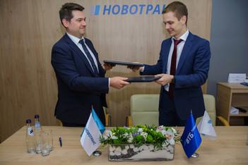 «Новотранс» и ГК ВТБ Лизинг заключили договор на сервисное обслуживание грузовых вагонов