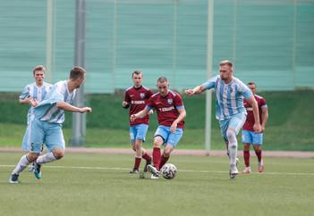 Боролись до конца: футбольный клуб «Кашира» минимально уступил в полуфинале Кубка области