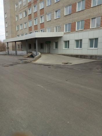 Дороги, прилегающие к территориям больницы, будут отремонтированы