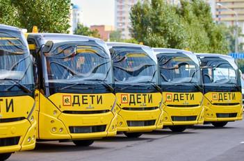 Парк школьных автобусов в России обновят до 2025 года