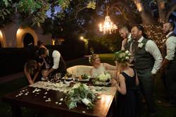 La Jolla Women's Club Wedding
