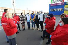 День волонтера Московской области