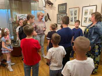 В Каширском музее открылась выставка ко Дню славянской письменности
