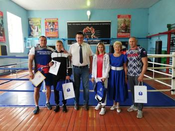 """Юные боксёры из мкр. Ожерелье получили звание """"Кандидат в мастера спорта"""""""