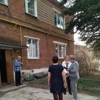 В д.Корыстово запланировали мероприятия в рамках благоустройства территории