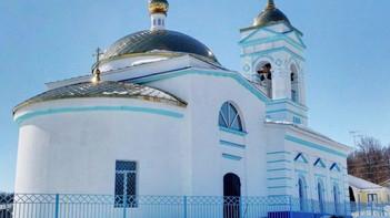 Церковь Рождества Пресвятой Богородицы в Завалье