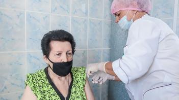 Более 37 тысяч каширян прошли вакцинацию от COVID-19
