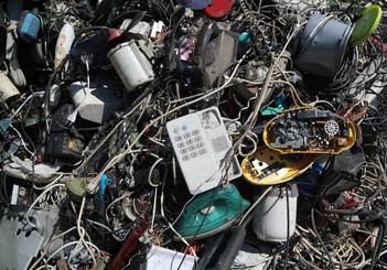 Более 2 тонн электролома отсортировали на КПО «Дон» в Кашире