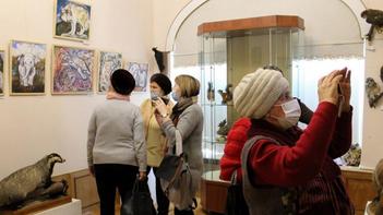 Каширский краеведческий музей посетили гости из г. Серпухов