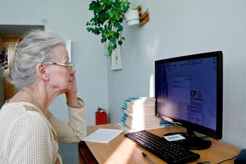 «Активное долголетие»: расписание занятий по компьютерной грамотности