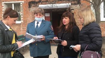 Рейды судебных приставов на территории Базаровского поселения