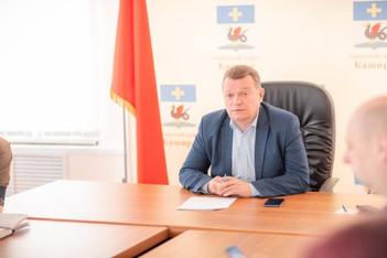Еженедельное заседание штаба ЖКХ прошло в окружной администрации