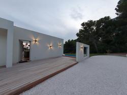 Terrasse Avant - APRES