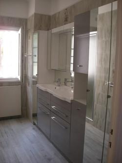 Salle de bain R+1 - AVANT
