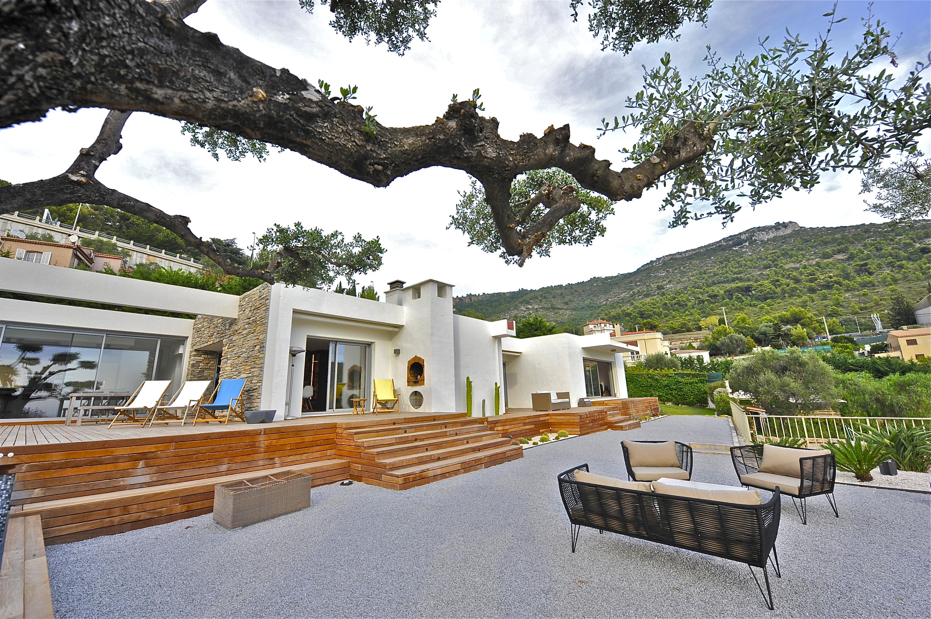 Terrasse Côté Jardin - APRES