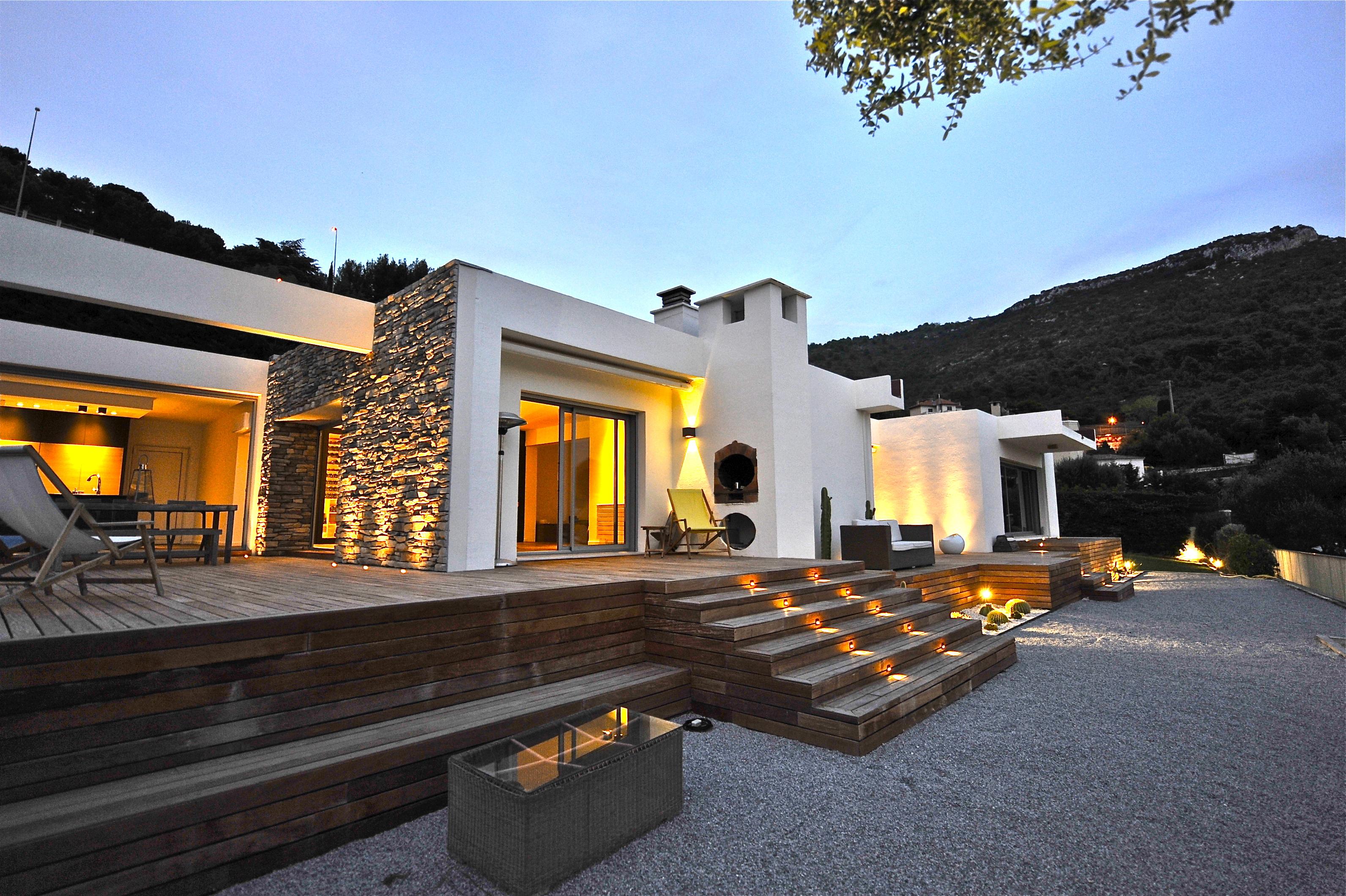 Terrasse - NUIT