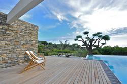 Terrasse & Piscine - APRES