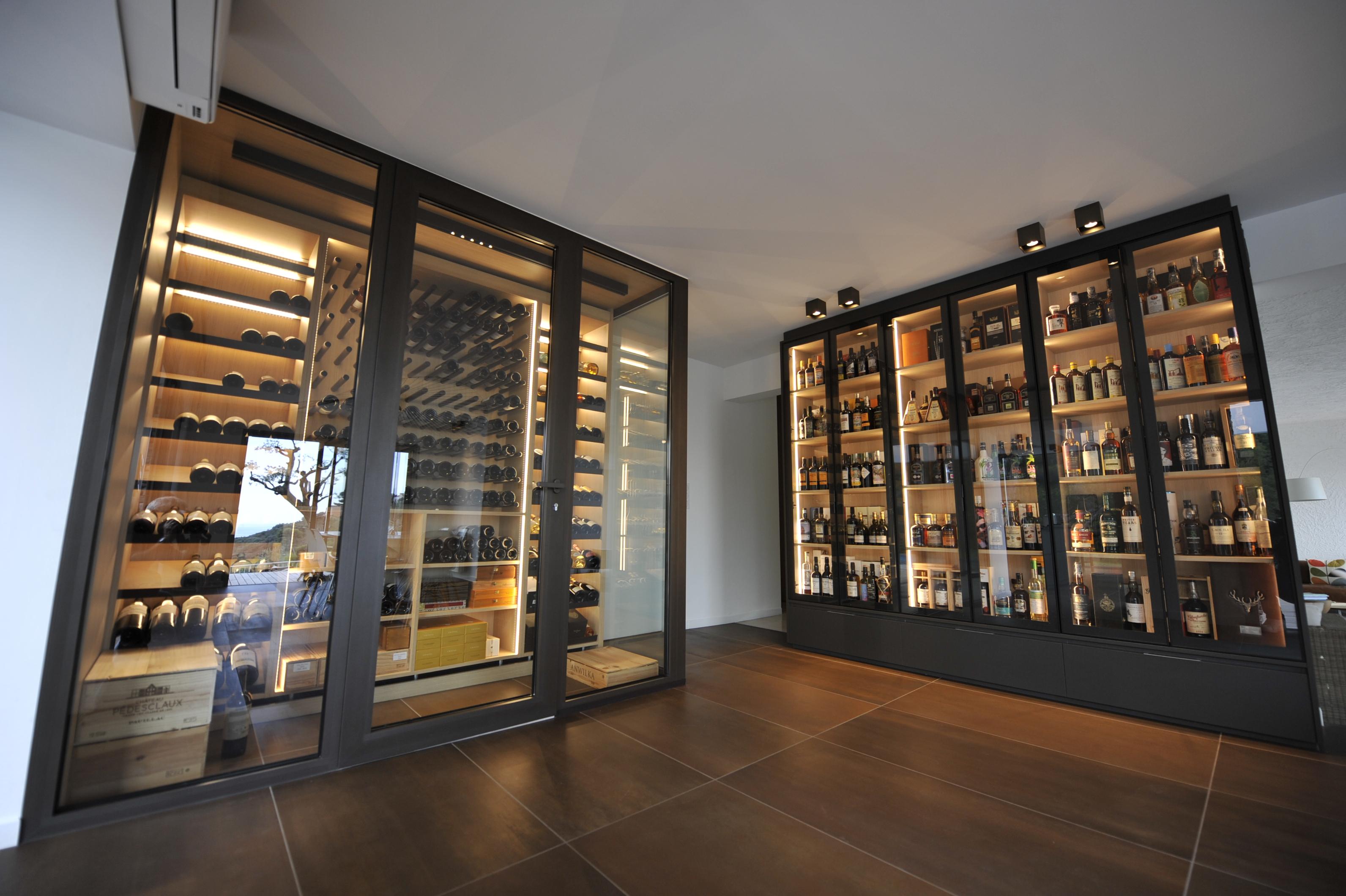 Cave à vins & Spiritueux