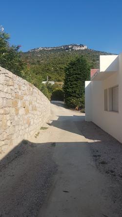 Entrée Villa - AVANT
