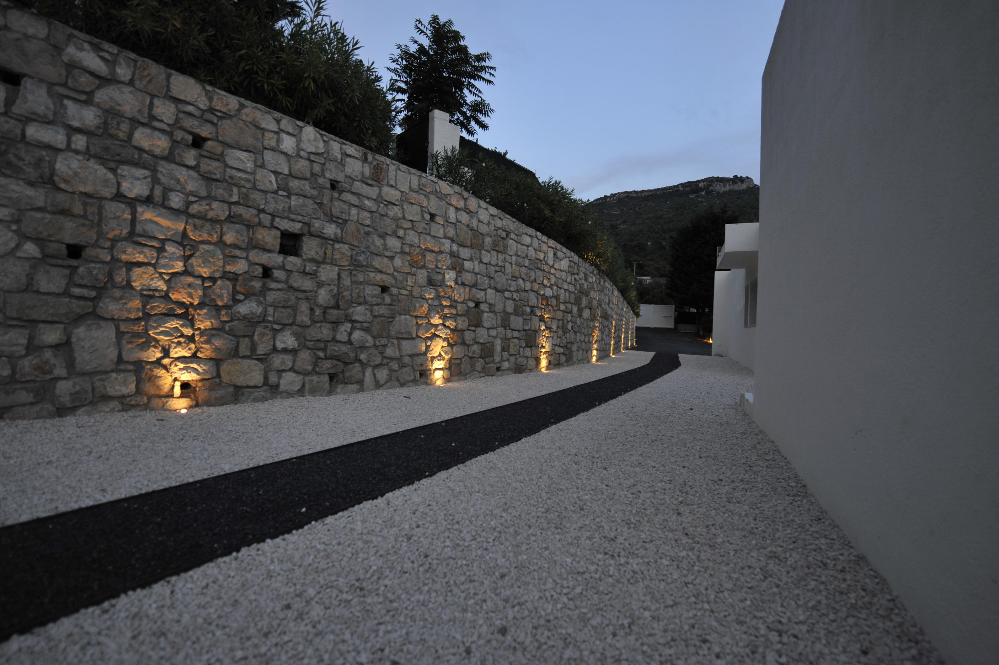 Entrée Villa - APRES