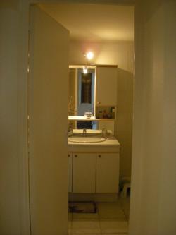 Salle de bain RDC - AVANT