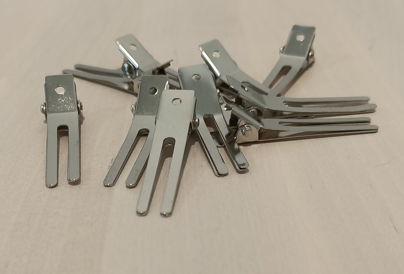 Double Prong Root Clips